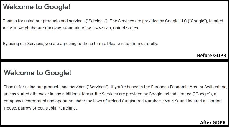GoogleTermsGDPR